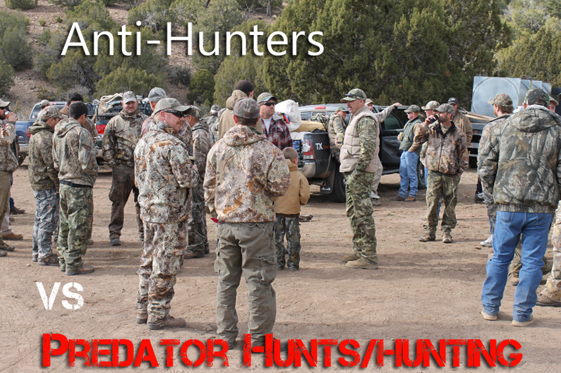 death of Predator Hunting